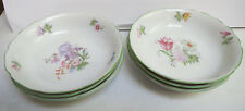 Hutschenreuther Hohenberg Germany - Madeleine - SET OF 6 SMALL BOWLS/BERRY BOWLS