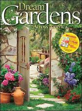 Dream Gardens Across America Better Homes and Gardens Paperback