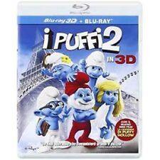 Blu Ray I PUFFI 2 3D *** (Blu-Ray 3D + Blu-Ray) *** ......NUOVO