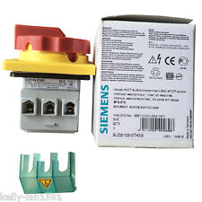 1PCS NEW Siemens power switch 3LD2103-0TK53
