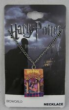 New Harry Potter And The Sorcerers Stone Book Pendant Necklace