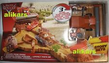 ESCAPE FROM the FRANK The Combine Story Disney Cars Autos Mattel der Mähdrescher