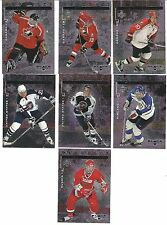 1998-99 Black Diamond Prospects SP Lot of 7 incl Brenden Morrow Rookie