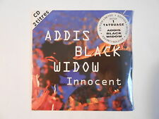ADDIS BLACK WIDOW : INNOCENT ( + 1 TATOUAGE ) [ CD SINGLE NEUF PORT GRATUIT ]