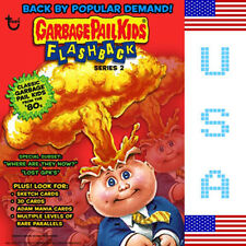 2011 USA Garbage Pail Kids FLASHBACK 2 COMPLETE Set - FB