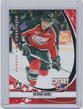 2012-13 IN THE GAME HEROES AND PROSPECTS BRENDAN GAUNCE ITG TOP PROSPECTS