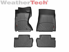 WeatherTech® DigitalFit FloorLiner for Lexus IS - 2006-2013 - Black