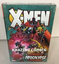 MARVEL X-MEN AGE OF APOCALYPSE COMPANION Omnibus- Hardcover HC - NEW - MSRP $100