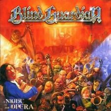 "BLIND GUARDIAN ""A NIGHT AT THE OPERA"" CD NEW+"