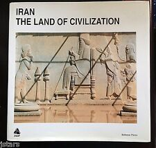 IRAN THE LAND OF CIVILIZATION BOOK, PHOTOGRAPHY of BAHMAN PARSA, 2000