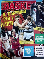Super Basket n°5 1990 [GS36]