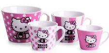 New Hello Kitty Gift Mug Set Ceramic Measuring Mugs (4) in a gift Box D/W SAFE