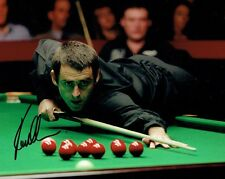 RONNIE O'SULLIVAN -  Signed Colour action photograph