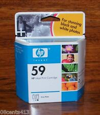 Genuine HP 59 (C9359AN) Gray Ink Cartridge (110 Page Yield) *EXPIRED*
