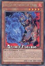Yu-Gi-Oh ! Carte Confrérie du poing de feu - Buffle MP14-FR015  Rare