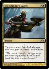 MTG Magic GTC - (4x) Executioner's Swing/Revers de l'exécuteur, English/VO