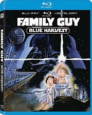 FAMILY GUY : BLUE HARVEST   Blu Ray - Sealed Region free for UK