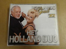 2-CD BOX HOLLANDS GOUD / HET HOLLAND DUO