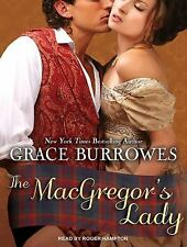 MacGregor Trilogy: The MacGregor's Lady 3 by Grace Burrowes (2014, CD,...