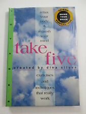 Take Five Relax Your Body Refresh Mind Dina Silver Voyager MAC Windows CD-ROM