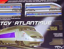 "Mehano HO 1:87 French SNCF HIGH SPEED TGV ""ATLANTIQUE"" 4-Piece MULTIPLE UNIT MIB"