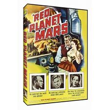 Red Planet Mars (DVD, 2006) Peter Graves-Harry Horner-Utopia-Nazi-Soviet Union
