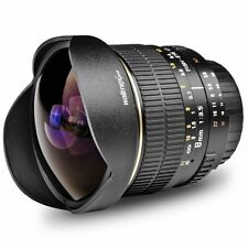 Ennex 3,5/8mm fish-Eye para Olympus/Panasonic micro four thirds m4/3 MFT
