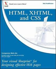 HTML, XHTML, and CSS: Your visual blueprint for designing effective Web pages (V