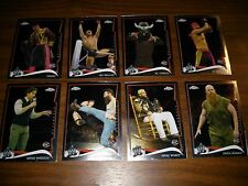 2014 Topps Chrome WWE Diego Los Matadores Wrestling Rookie Card #17 RC