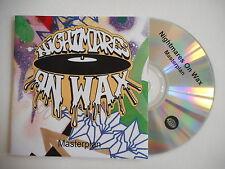 NIGHTMARES ON WAX : MASTERPLAN ( 2 VERSIONS ) [ CD SINGLE ] ~ PORT GRATUIT