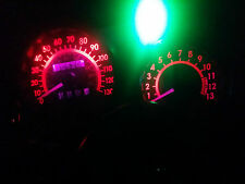 Pink KAWASAKI KLE 500 99-07 LED Dash Kit de conversión de Reloj lightenupgrade
