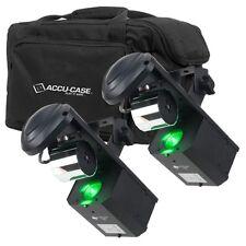 American Dj inno Bolsillo Roll Paquete Barril escáner Led Dmx Efecto De Iluminación