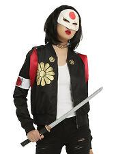 Suicide Squad Katana Sword Soultaker Prop Halloween Costume Cosplay DC Comics