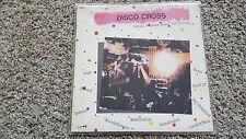 Disco Cross - 12'' Italo Disco Vinyl LP (Claudio Tosi Brandi, Daniele Baldelli)