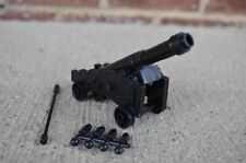 MPC Pirate Naval Cannon American Revolution 54MM 1/32 Toy Soldier Artillery