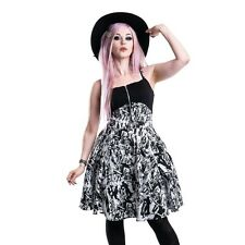 Brand New WALKER DRESS by HEARTLESS  Size M  Zombies Gothic Goth Vamp