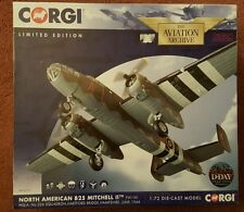 Corgi aviación North American B25 Mitchell No.226 Sqn, Hartford Bridge AA35311