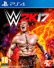 BRAND NEW WWE 2K17 17 2017 PS4 PLAYSTATION 4 GAME