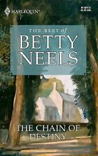 The Chain of Destiny - Betty Neels (Best Of) Romance Paperback
