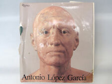 ANTONIO LOPEZ GARCIA *FIRST ED*RIZZOLI* - RARE ART BOOK