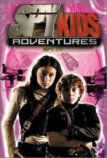Spy Kids Adventures: Spy TV - Book #6 Lenhard, Elizabeth Paperback