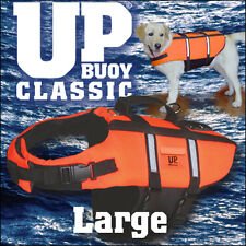 'LARGE' size DOG LIFE JACKET and buoyancy aid UP-BUOY