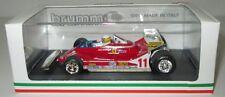 F1 1/43 FERRARI 312T4 SCHECKTER MONACO GP 1979 WORLD CHAMPION BRUMM R513-CH