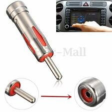 Car Radio Stereo Antenna Adapter Aerial Connector ISO to DIN Lantern Metal Body