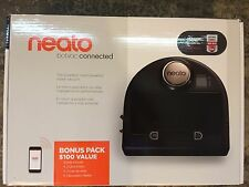 $100 Bonus Pack Edition Neato Botvac Wi-Fi Connected Robotic Vacuum 100-240V NEW