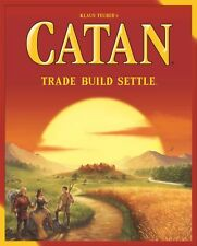 Settlers of Catan 5th edition board game 2015