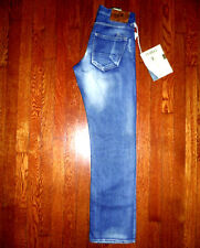 $195 Prps BARRACUDA Regular Fit Straight Leg Low RIse Japanese denim jeans 30x33