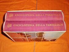 Titolo  Enciclopedia della famiglia mondadori 1953 in cofanetto