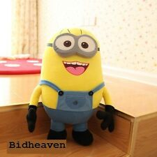 20 Inch Big 50 cm Minion Despicable Me Jorge Soft Plush Stuffed Teddy Doll Toy
