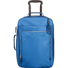 NEW TUMI Voyageur SUPER LEGER  Carry-On 481600 Periwinkle Blue
